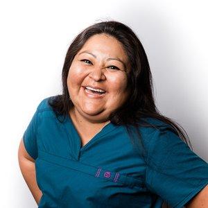 Dental Team Member Sherry