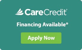CareCredit logo with apply now button