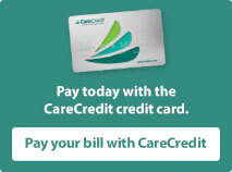 Pay with CareCredit button
